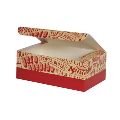 box duży na kurczaka