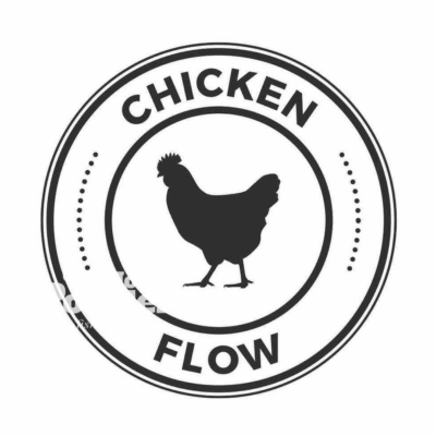 logo do restauracji z kurczakiem