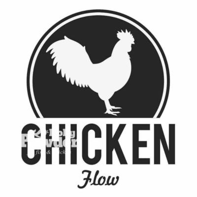 logo z kurczakiem do edycji