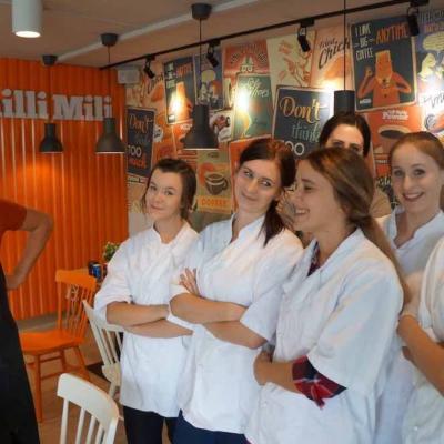 szkolenia i kursy gastronomiczne