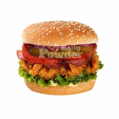 zdjęcia chicken burgerów jak kfc
