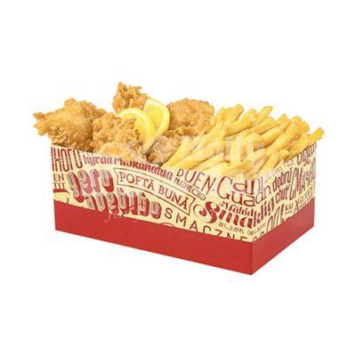 Fish & Chips Box