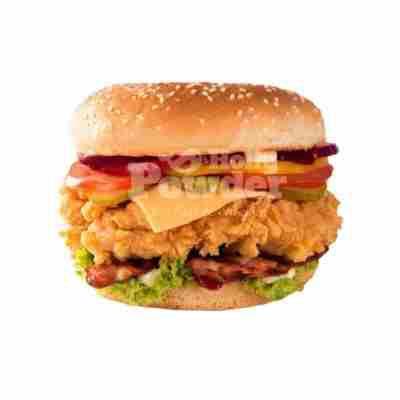 chicken burger z kurczakiem